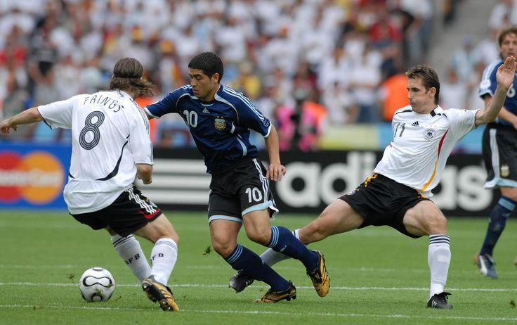Coupe du monde 2006 Allemagne- Argentine  Numéro 10 a l'ancienne #10 #Argentine #Final# CDM # Adidas #9ine @Riquelme