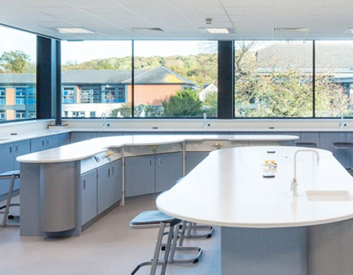 Contemporary, high quality and spacious, the science laboratories at Dulwich Prep School, London, deliver an education environment to match the school's ethos of ambition and excellence