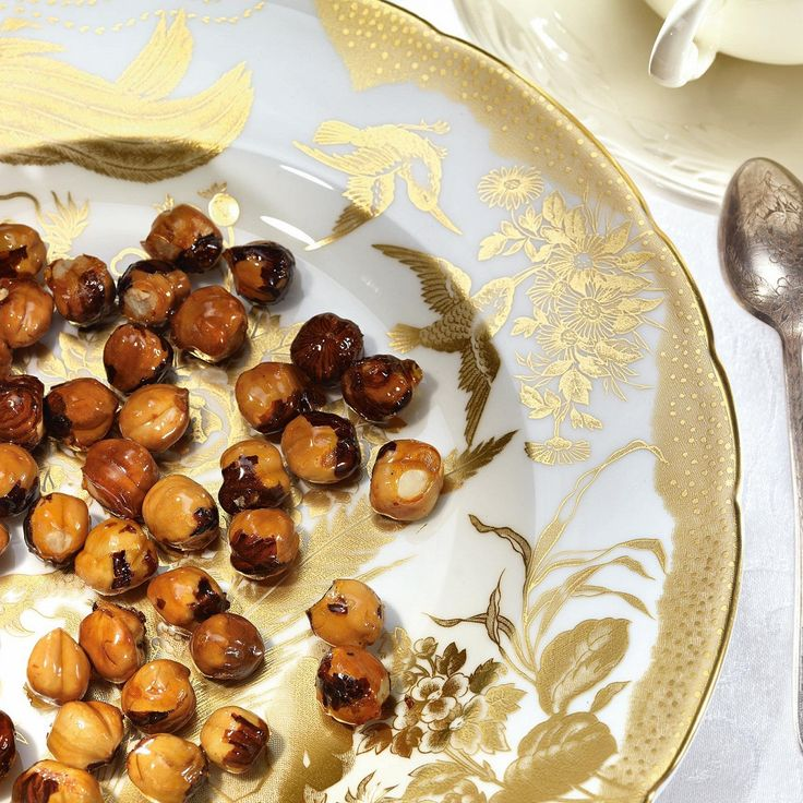 Засахаренные орехи