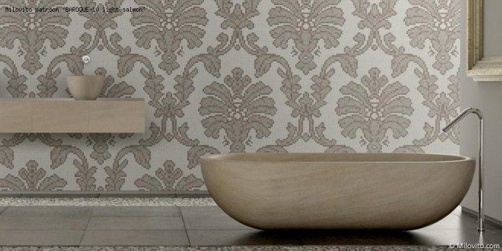 17 beste idee n over badkamer tegels ontwerpen op pinterest douche tegel ontwerpen kleine - Mozaiek ontwerp ...
