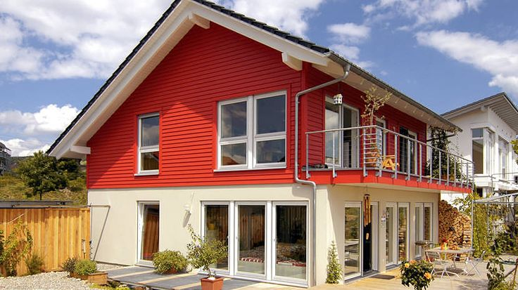 Haus mit quadratischem Grundriss - E 15-159.2 - SchwörerHaus KG www.schwoererhaus.de