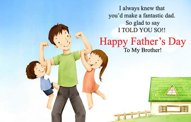 Brother Happy Fathers Day Images