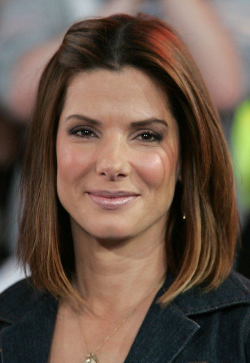sandra bullock hair styles 25 best ideas about hair pulled back on 4396 | 530a9cef3d7e97c312bf02efafdc4857 hair pulled back classic bob