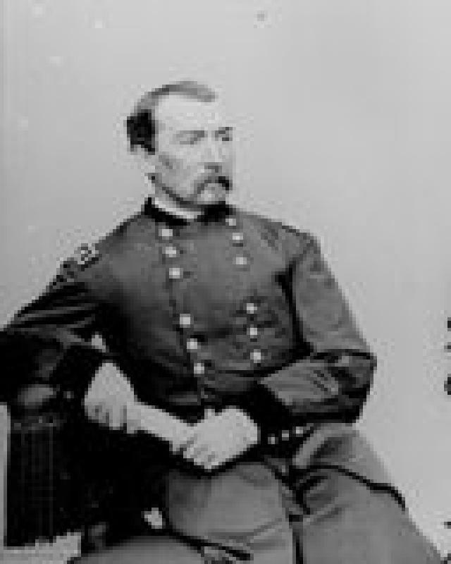 American Civil War: General Philip H. Sheridan: Major General Philip H. Sheridan, USA