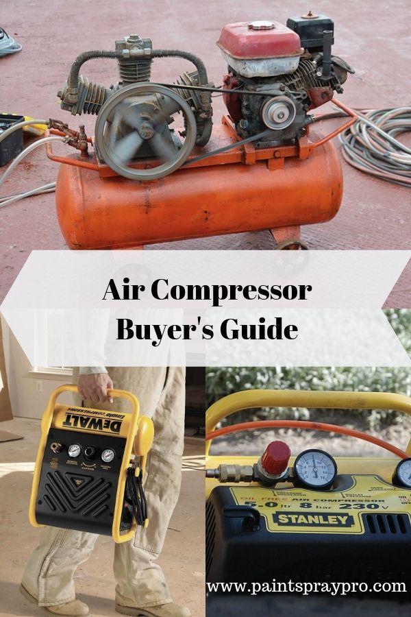 Best Air Compressor For Paint Sprayers Air Compressor