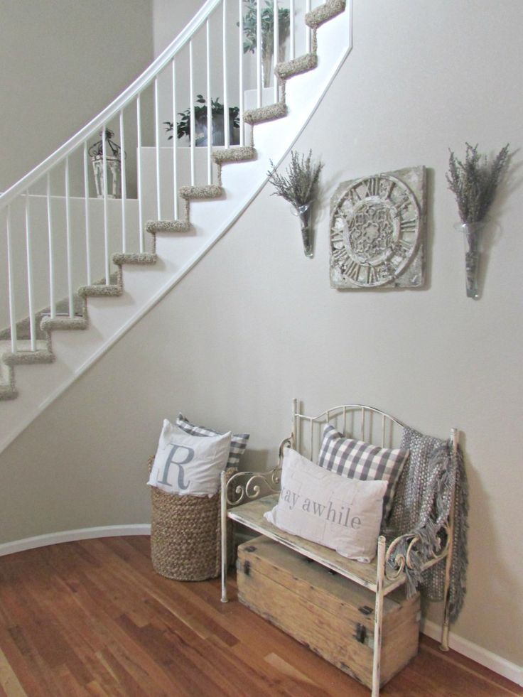 New Paint Home Tour// Sherwin Williams Sandbar