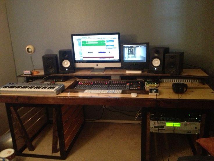 20 Home Studio Recording Setup Ideas To Inspire You Http