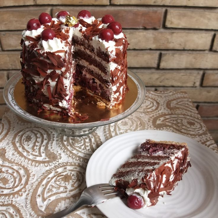 best 25+ blackforest gateau ideas on pinterest | black cherry