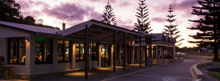 Three Anchors Restaurant, located 300 metres walk from BIG4 Middleton Beach Holiday Park, Albany WA