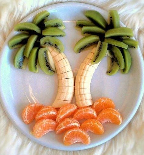 """Le piccole cose: """"Oasi fresca di frutta"""""""