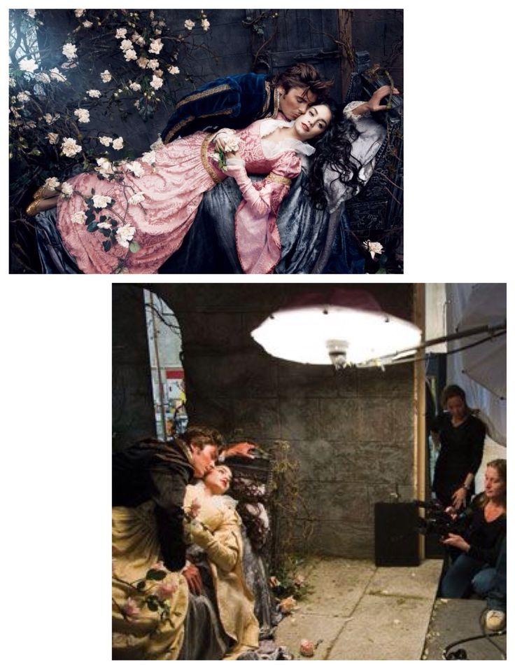 Annie Leibovitz. Disney