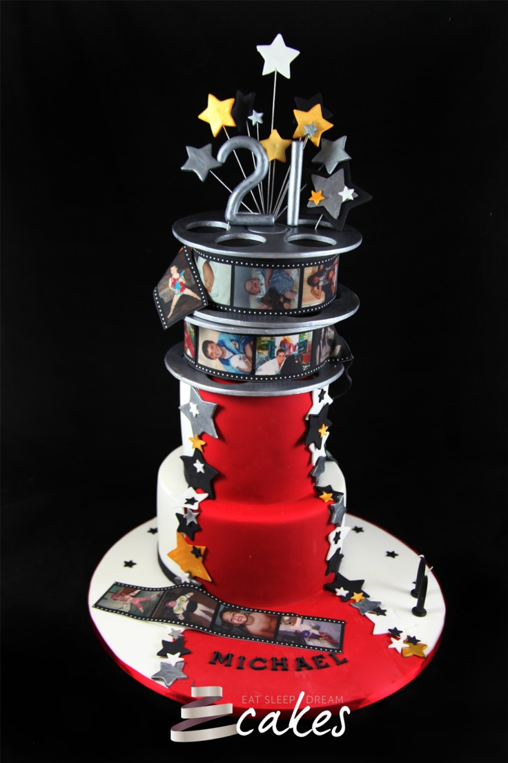 Cake Art Hollywood : Hollywood cakes Birthday ideas Pinterest Birthdays ...