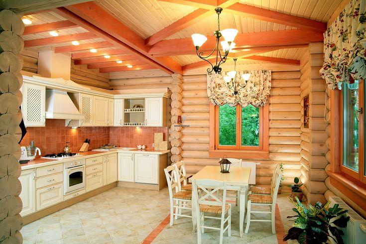 кухня в деревянном доме - Поиск в Google