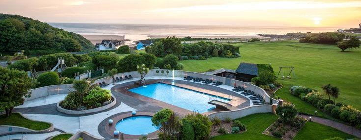 North Devon Hotels, Hotels In Devon, Luxury Hotels In Devon, North Devon Accommodation | Woolacombe Bay Hotel