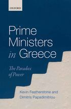 This book looks at Greek PMs, but it does include some references to the largely ceremonial Greek president