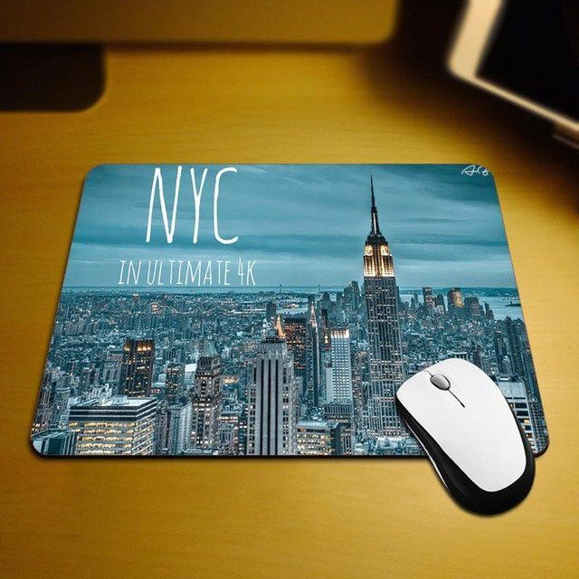 New York souvenir mouse pad