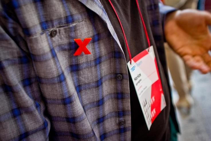 TEDxThessaloniki 2012 pin