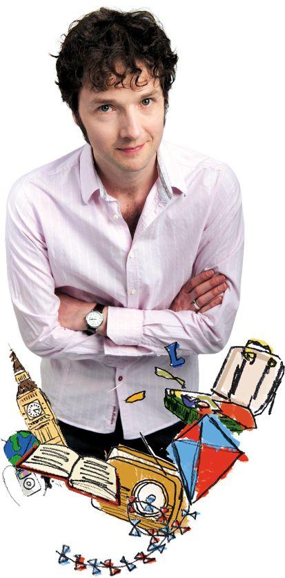 Chris Addison - Comedian