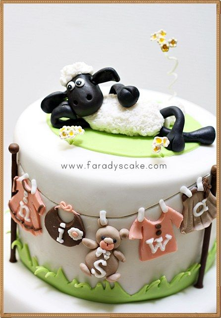 shaun the sheep cake - Hľadať Googlom