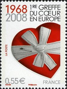 1968 First Heart Transplant in Europe