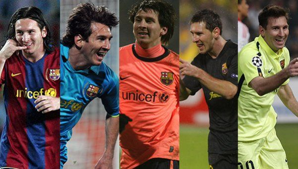 Los 71 goles del récord de Messi en la Champions League.  La Pulga alcanzó a Raúl en la marca como máximo goleador de la historia de la Copa de Campeones, y nosotros te mostramos cada uno de los tantos http://www.diariopopular.com.ar/c208191