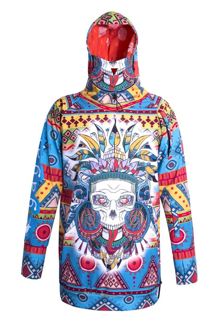 Mad Shaman snowboard hoodie
