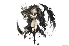 Image result for ангелы и демоны мужчины аниме