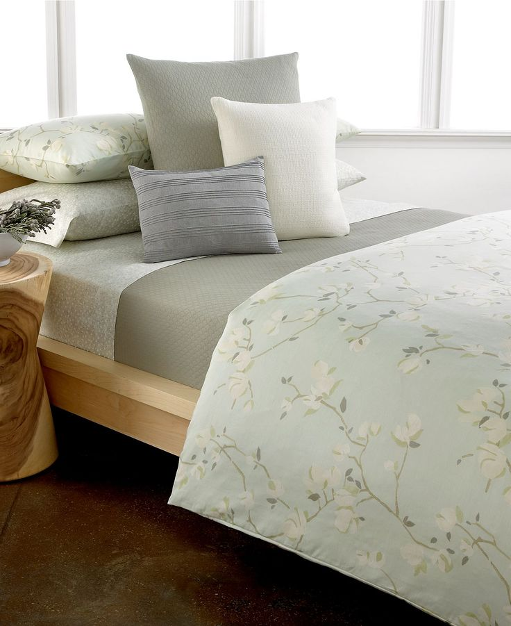 Calvin klein oleander bedding macys silver bedroom Calvin klein bedding