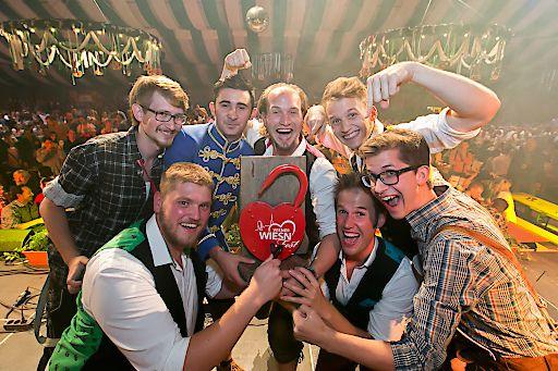 Wiener Wiesn-Fest MUSIK Award mit Andy Borg, Andy Lee Lang und Simon Ertl