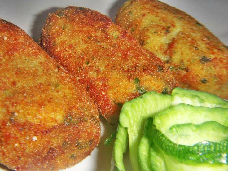 Crocchette di zucchine e patate  ricetta facile