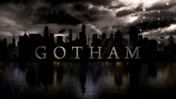 The first 'Gotham' trailer shows us Detective Gordon in a world without Batman