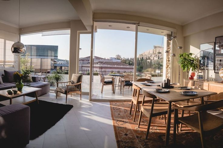 Breathtaking Penthouse! Parthenon astonishing view - Apartments for Rent in Athina, Greece