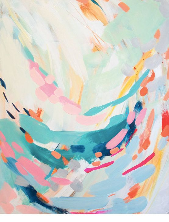 Swoop Print by Britt Bass - 11x14 frame, 10x13 Image $42