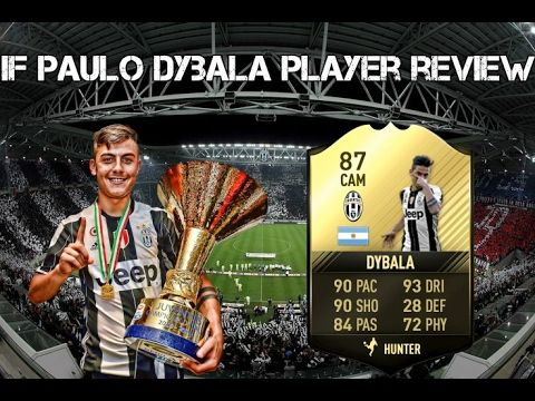 BEST PLAYER ON FIFA 17!!!!!!! SIF DYBALA REVIEW!