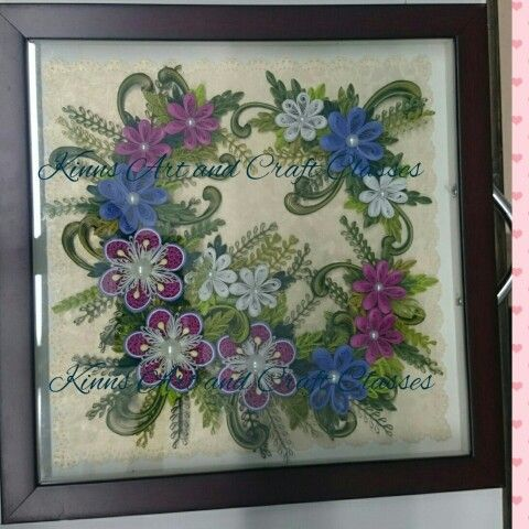26 best images about my quilling work on pinterest for Paper quilling work