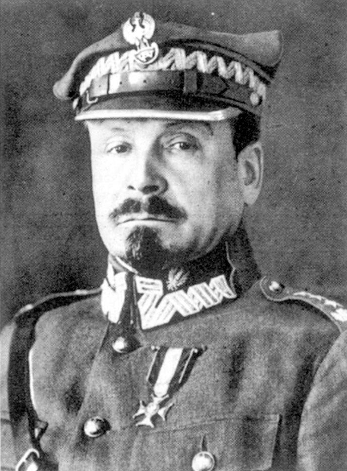 Józef Haller 1873-1960