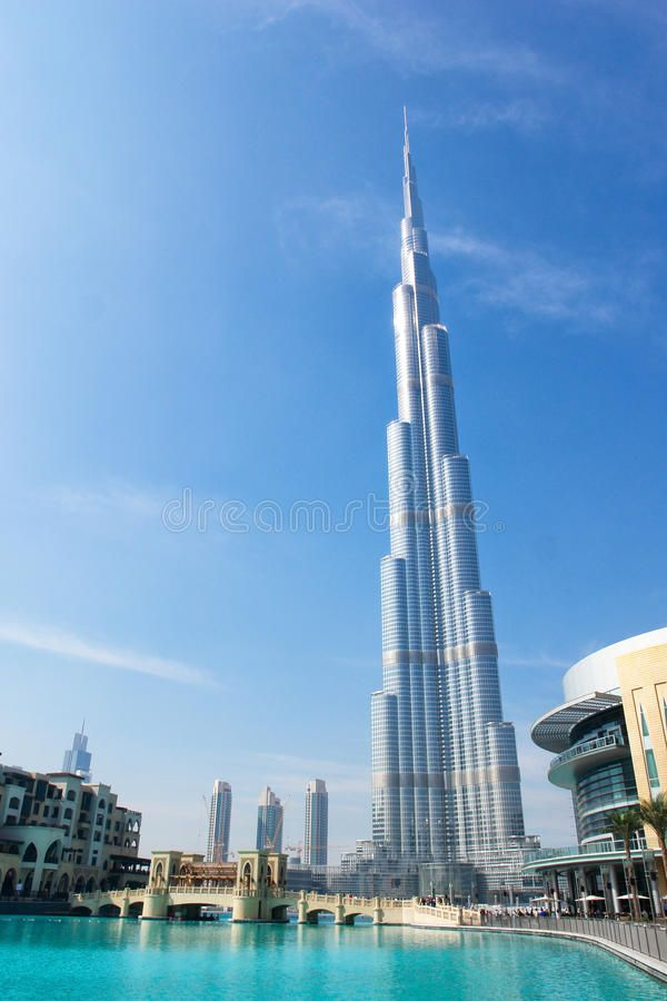 Burj Khalifa Dubai Tower Dubai Uae Burj Khalifa Dubai Tower Dubai Unite Spon Tower Uae Dubai Bu Dubai Architecture Burj Khalifa Dubai Tower