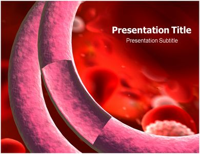 Download the blood cells platelets powerpoint template for Blood ppt templates free download