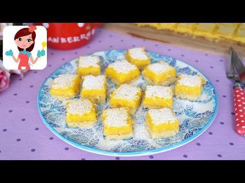 Limonlu Barlar (Videolu Tarif) | Kevserin Mutfağı - Yemek Tarifleri