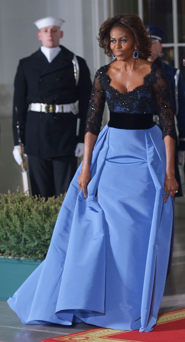 107 Best Images About Evening Attire Of Michelle Obama On Pinterest Michelle And Barack Obama