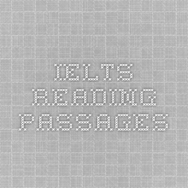 ielts academic reading test pdf