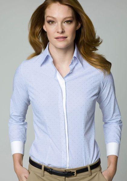 блузки и рубашки в стиле Casual