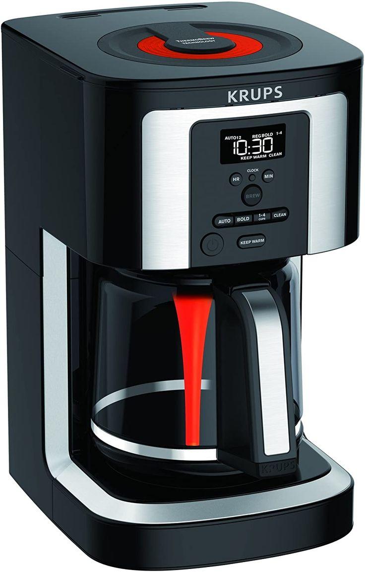 Krups ec322 14cup programmable coffee maker