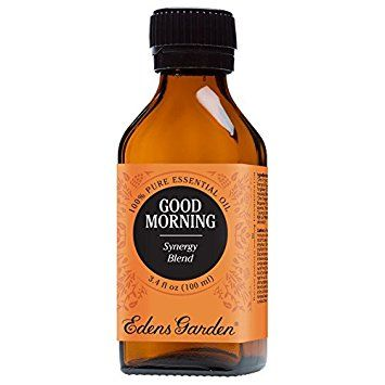 Good Morning Synergy Blend Essential Oil by Edens Garden – 100 ml (Comparable to Motivate by DoTerra) Review