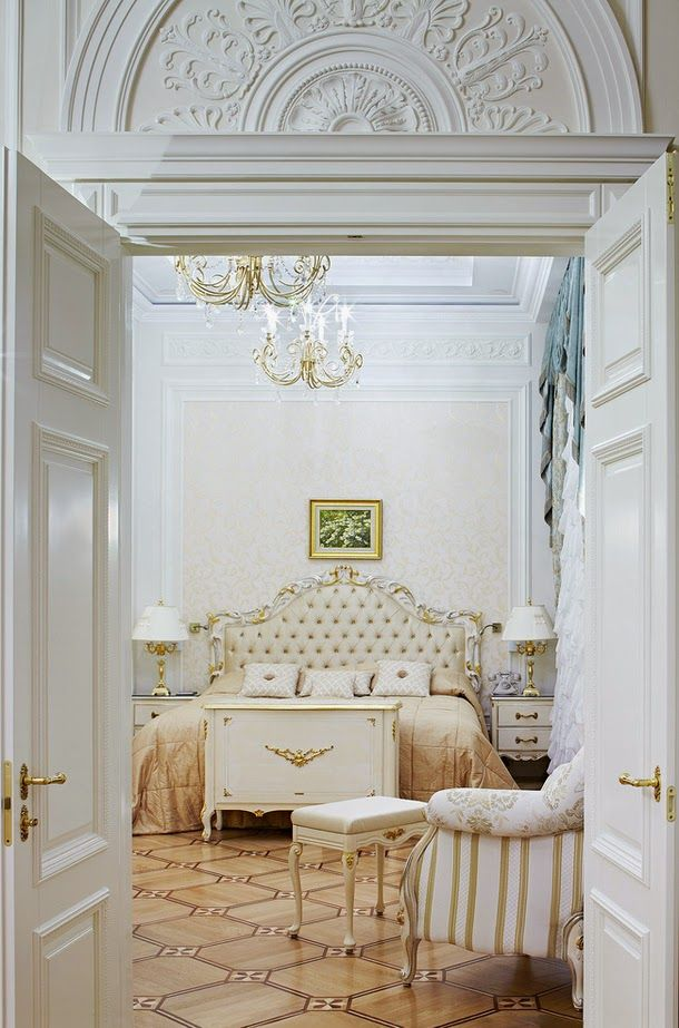 Amazing French Bedrooms   Pure Opulence (images We Like, Not Products Of Chichi  Furniture)