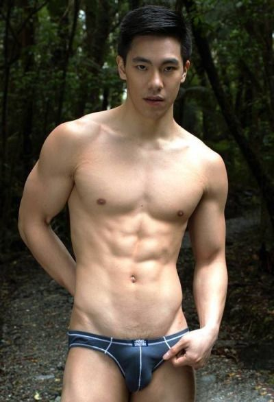 asian men beauty