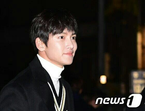 161112 Ji Chang Wook attends wrap up party The K2