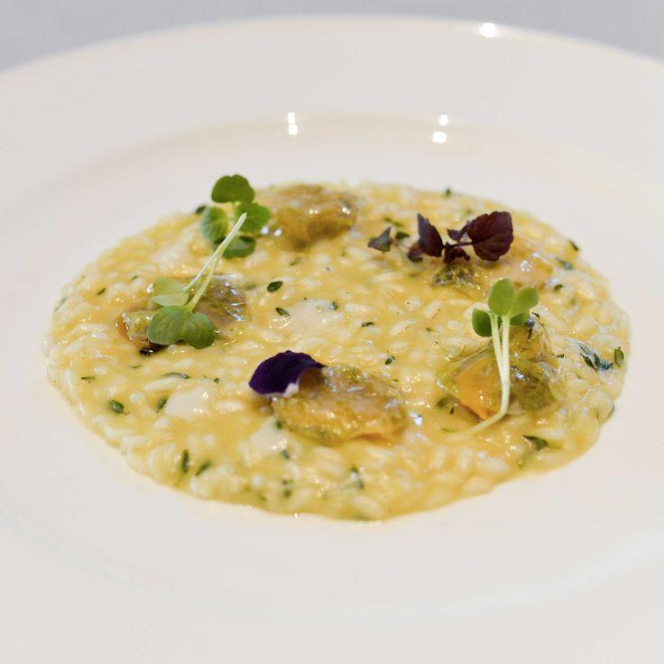 La ricetta per un pranzo di nozze: il risotto di Antonino Cannavacciuolo