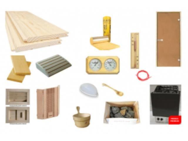 Kit DIY sauna finlandeza Waincris Saune BASIC1 Pascani - Anunturi gratuite - anunturili.ro