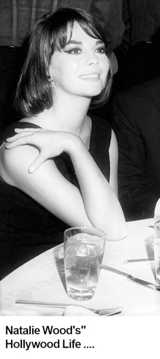 """Natalie Wood""""....                                                                                                                                                                                 Más"""
